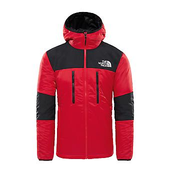 The north face men's winter jacket Himalayan light synthetic hood