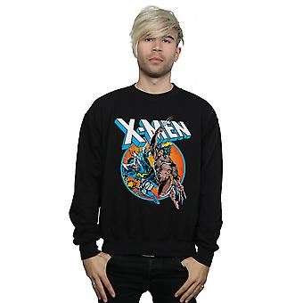 Marvel Men's X-Men Broken Chains Sweatshirt