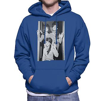 TV Times The Ronettes Wave Men's Hooded Sweatshirt