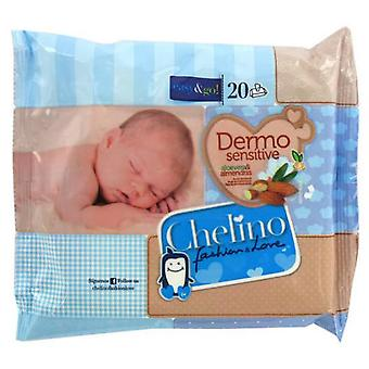 Chelino Fashion and Love Infant Wipes 20 uds (Childhood , Diaper and changers , Wipes )