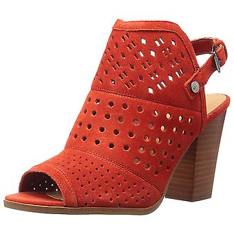 Marc Fisher Womens MFCASHA Open Toe Casual Ankle Strap Sandals
