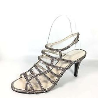 Caparros Womens harmonica Open Toe Special Occasion Strappy Sandals