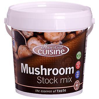 Wesentlichen Küche Gluten frei Pilz Lager MIx