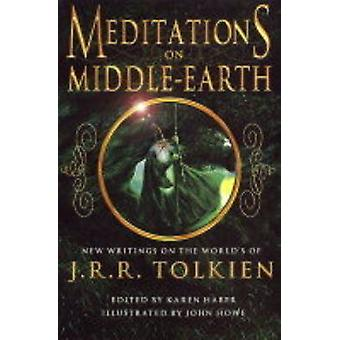Meditations on Middle Earth by Karen Haber - 9780743468749 Book