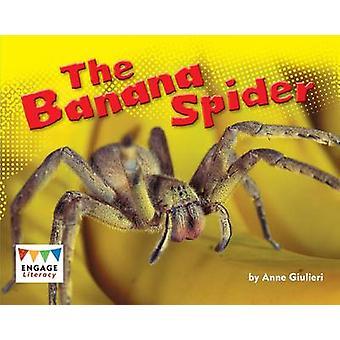 A aranha da Banana por Anne Giulieri - livro 9781406258295