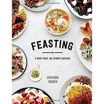 Feasting - A New Take on Jewish Cooking by Amanda Ruben - 978174117526