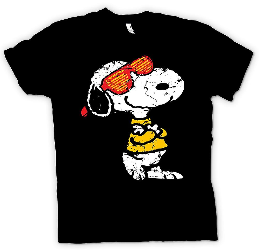 Kids t-shirt-Snoopy con tonos Cool - gracioso
