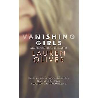 Forsvinningspunkt jenter av Lauren Oliver - 9781444786798 bok