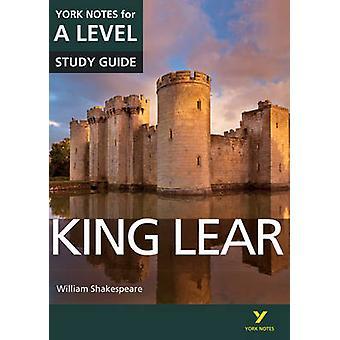 König Lear - York Notes für A-Level von Rebecca Warren - Michael Sherbor