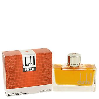 Dunhill Pursuit by Alfred Dunhill Eau De Toilette Spray 2.5 oz / 75 ml (Men)