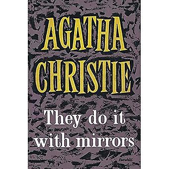 De gjør det med speil (Marple faksimile Edition)