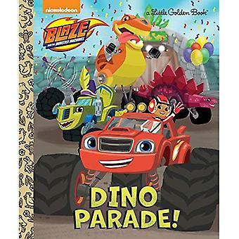 Dino Parade! (Gouden boekjes)