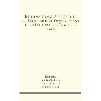 Démarches internationales pour le développement professionnel des enseignants de mathématiques