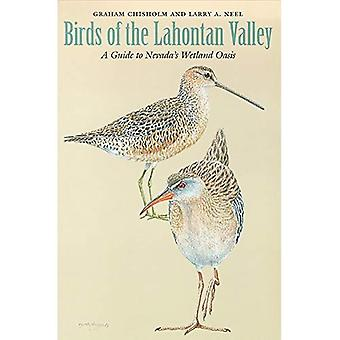Birds of the Lahontan Valley: A Guide to Nevada's Wetland Oasis
