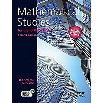 Mathematische Studien für das IB Diploma (International Baccalaureate Diploma)