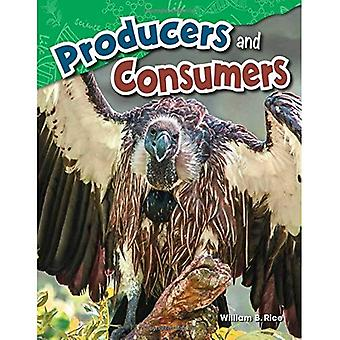 Producers and Consumers (Grade 4) (Content and Literacy in Science Grade 4)
