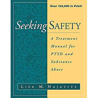 Seeking Safety: Cognitive-Behavioral Therapy for Ptsd and Substance Abuse (Guilford substance abuse)