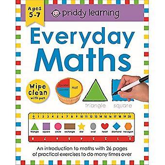 Vardagliga matematik: Torka ren arbetsböcker (torka ren arbetsböcker)