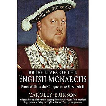 Korte leven van de Engelse vorsten