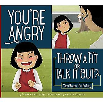 You're Angry: Throw a Fit or Talk It Out? (Making Good Choices)