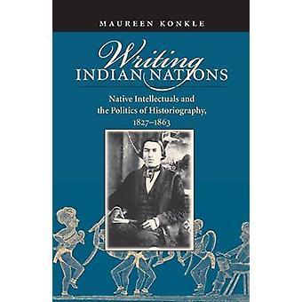 Scrittura di nazioni indiane di Konkle & Maureen