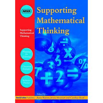 Supporting Mathematical Thinking by Houssart & Jenny