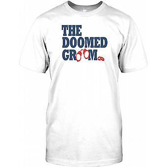 El novio condenado - Stag fiesta niños T Shirt