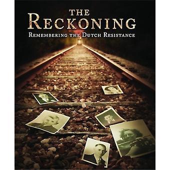 Reckoning: Remembering het Nederlandse verzet [Blu-ray] USA import