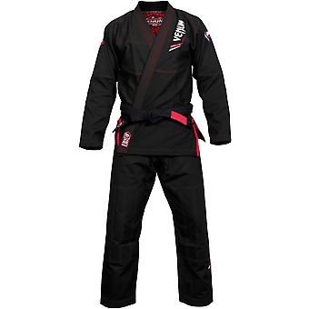 Venum Mens Elite Light BJJ Gi - Black