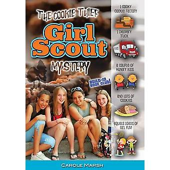 The Cookie Thief Girl Scout Mystery by Carole Marsh - 9780635121707 B