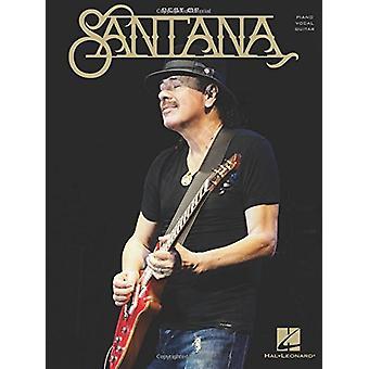 Best of Santana Pvg Bk - 9781495069529 Book
