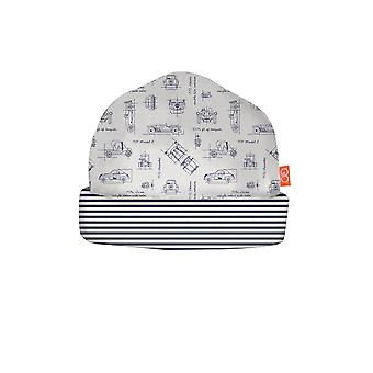 Magnetic Me™ by Magnificent Baby Boy Reversible Hat