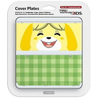 Official Cover Plate for New Nintendo 3DS - Animal Crossing Isabelle
