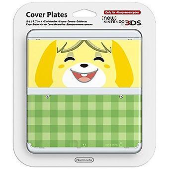 Officiel dækplade til ny Nintendo 3DS-dyre krydsning Isabelle