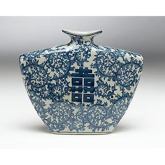 AA importieren 59724 Double Happiness Schmale Vase