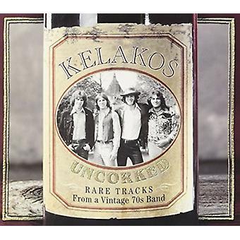 Kelakos - uppkorkning: Sällsynta spår från ett Vintage 70-tal Band [CD] USA import