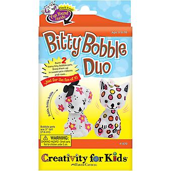Creativity For Kids Activity Kits Bitty Bobble Duo Makes 2 Ck 1470