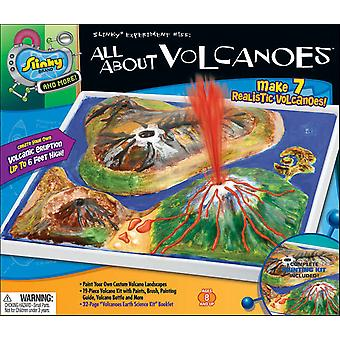 All About Volcanoes Kit Ps7210
