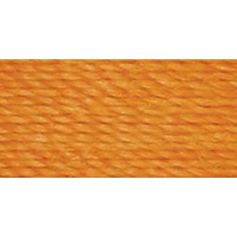 Dual Duty XP General Purpose Thread 125 Yards-Bright Pumpkin