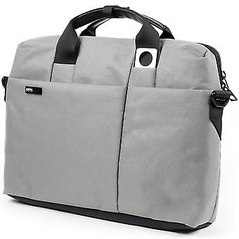 Grey Lexon Apollo 17'' Document Bag