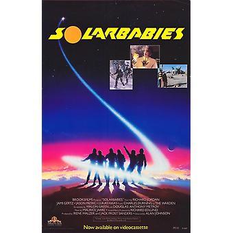 Solarbabies film plakatutskrift (27 x 40)