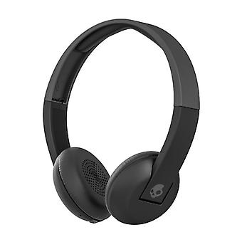 SKULLCANDY Headphone Uproar Black On-Ear Wireless Mic