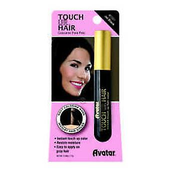 Avatar Jet Black Hair covers Canas (Woman , Hair Care , Hair dyes , Hair Dyes)