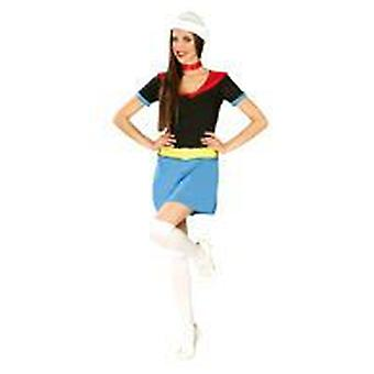 Guirca Sailor Adult Costume (Kostuums)