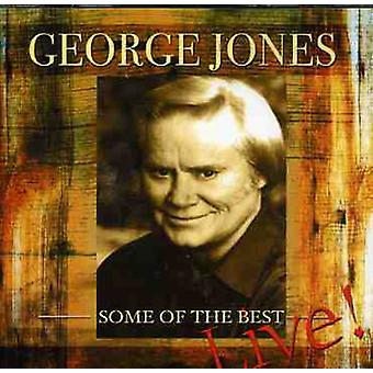 Jonesgeorge - Some of the Best-Live ! [CD] USA import