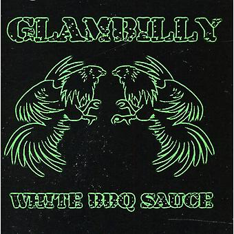 Glambilly - hvid Bbq Sauce [CD] USA importerer