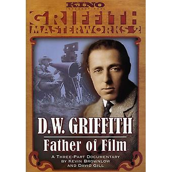 Importazione di Griffith D.W.-padre della pellicola [DVD] Stati Uniti d'America