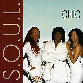 Chic - S.O.U.L. [CD] USA import