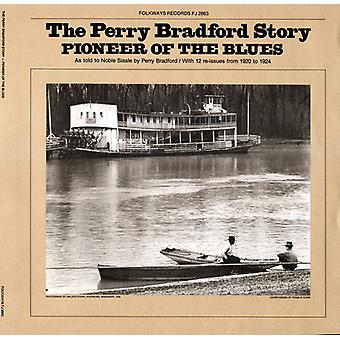 Perry Bradford - Perry Bradford Story: Pioneer of the Blues as Told [CD] USA import