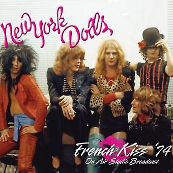 New York Dolls - French Kiss 74 [CD] USA import